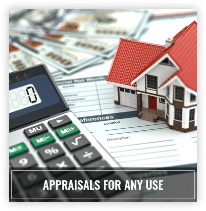 appraisals for any use